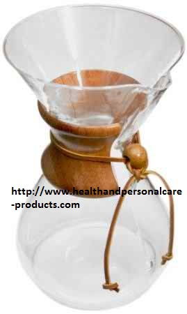 Chemex 10-Cup Classic Series Glass Coffee Maker Review Health and Personal care Products